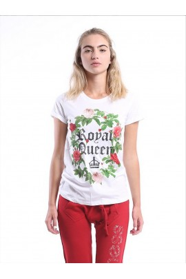 T-SHIRT DA DONNA HAPPINESS 1433
