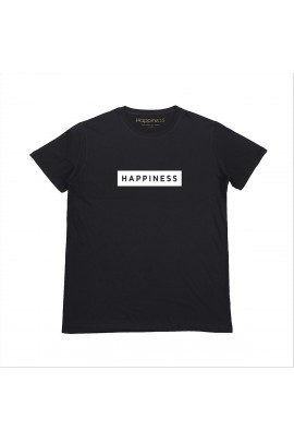 T-SHIRT UOMO HAPPINESS L002RED