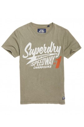 T-SHIRT UOMO SUPERDRY M10004HQ